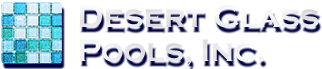 Desert Glass Pools, Inc. Logo